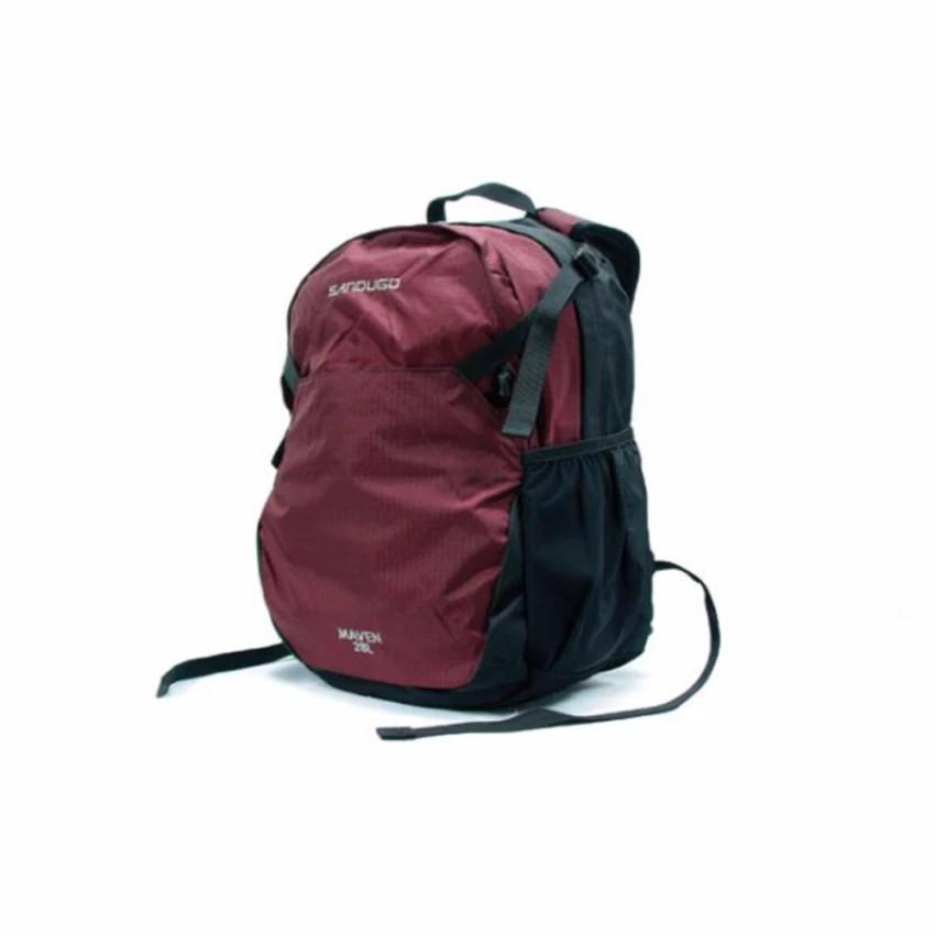 dc9e36a409d Sandugo BG 1201 24L Backpack Red