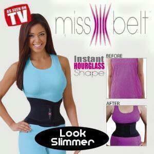 6b9e2805ec Miss Belt Instant Hourglass Shape