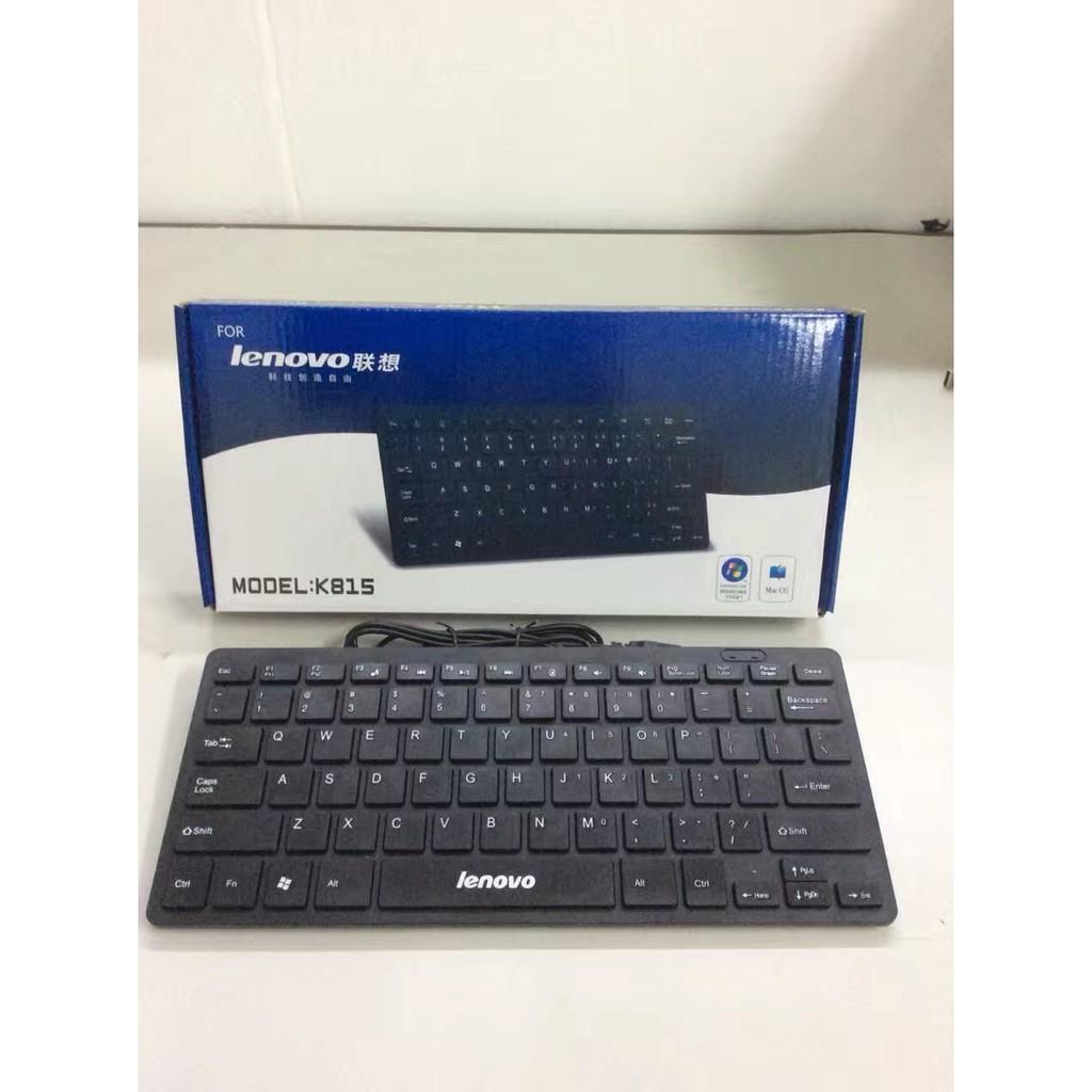 Lenovo mini keyboard