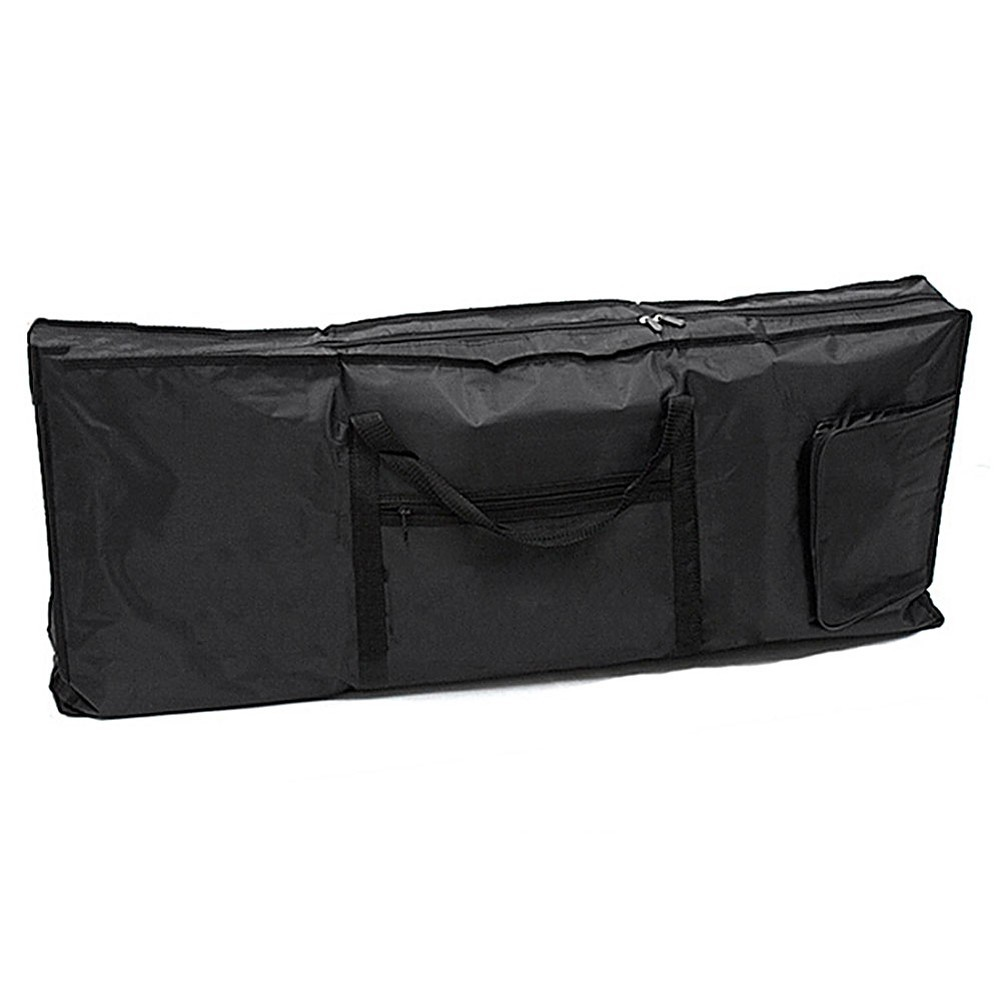 Comfortable 88 Keys Digital Electric Piano Padded Case Big Storage Bag