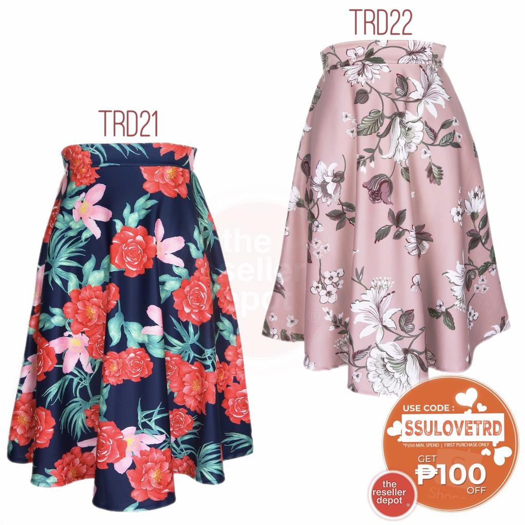 4c72fe2d20 MINI SKIRT | Shopee Philippines