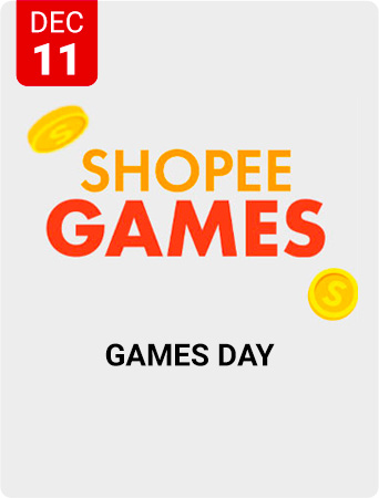 Shopee Games Day