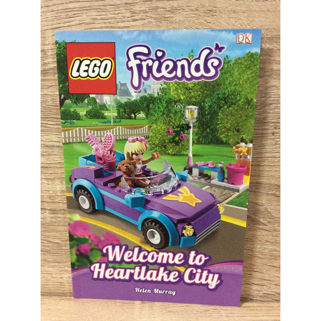 Lego Friends Book Shopee Philippines