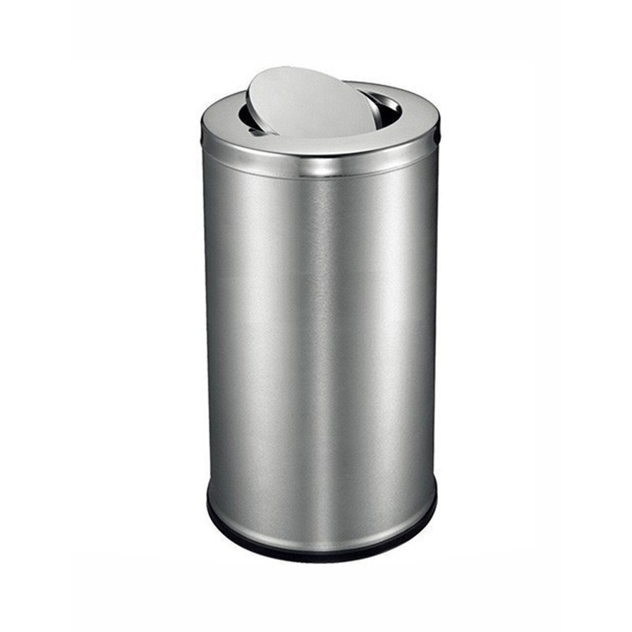 06494 Stainless Trash Can Shopee Philippines