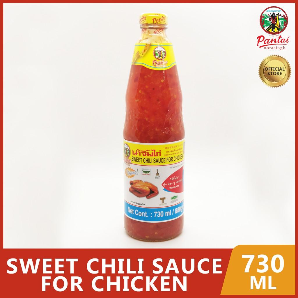 Pantai Sweet Chili Sauce For Chicken 730ml Shopee Philippines