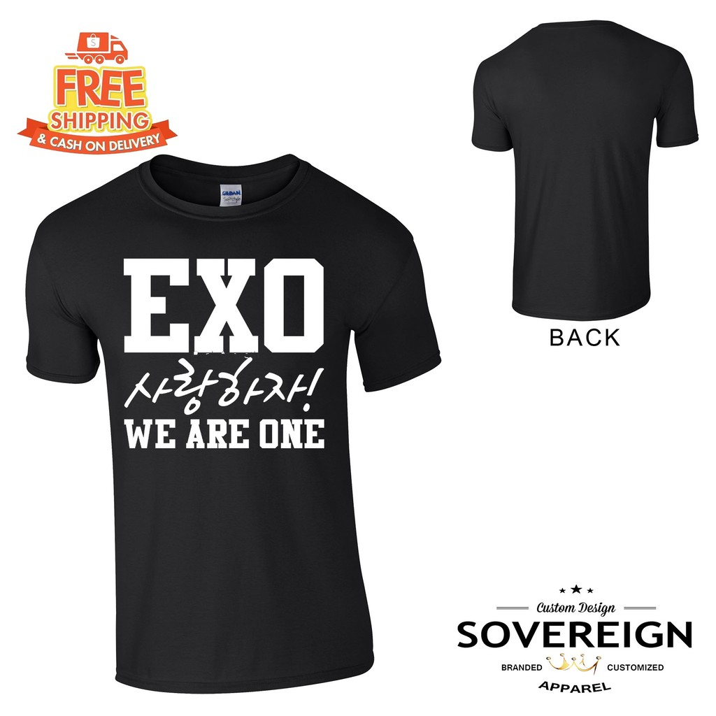 Exo Shirt Tees Prices And Online Deals Womens Apparel Sept 2018