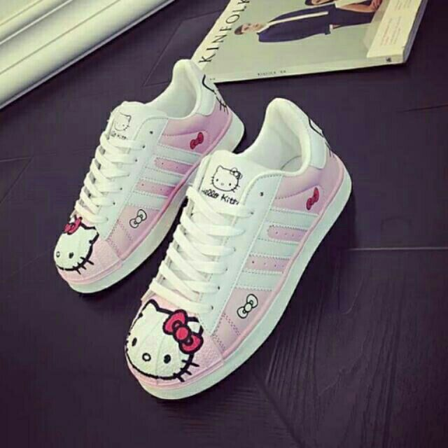 Hello Kitty Shoes HELLO KITTY RUBBER SHOES FOR ADULTS | Shopee Philippines