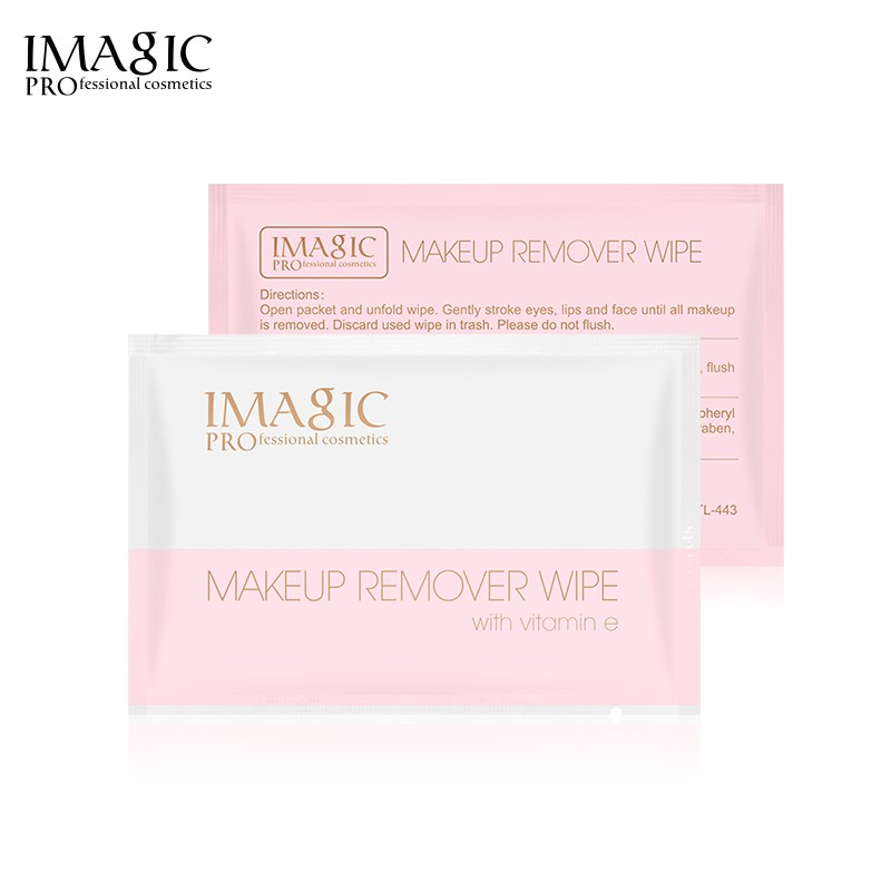 Imagic Makeup Remover Wipes Cleansing