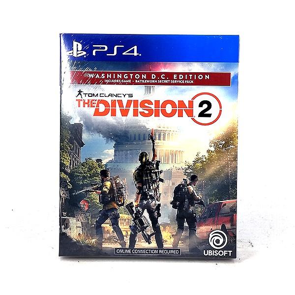 Playstation PS4 The Division 2 Washington Edition [R3]