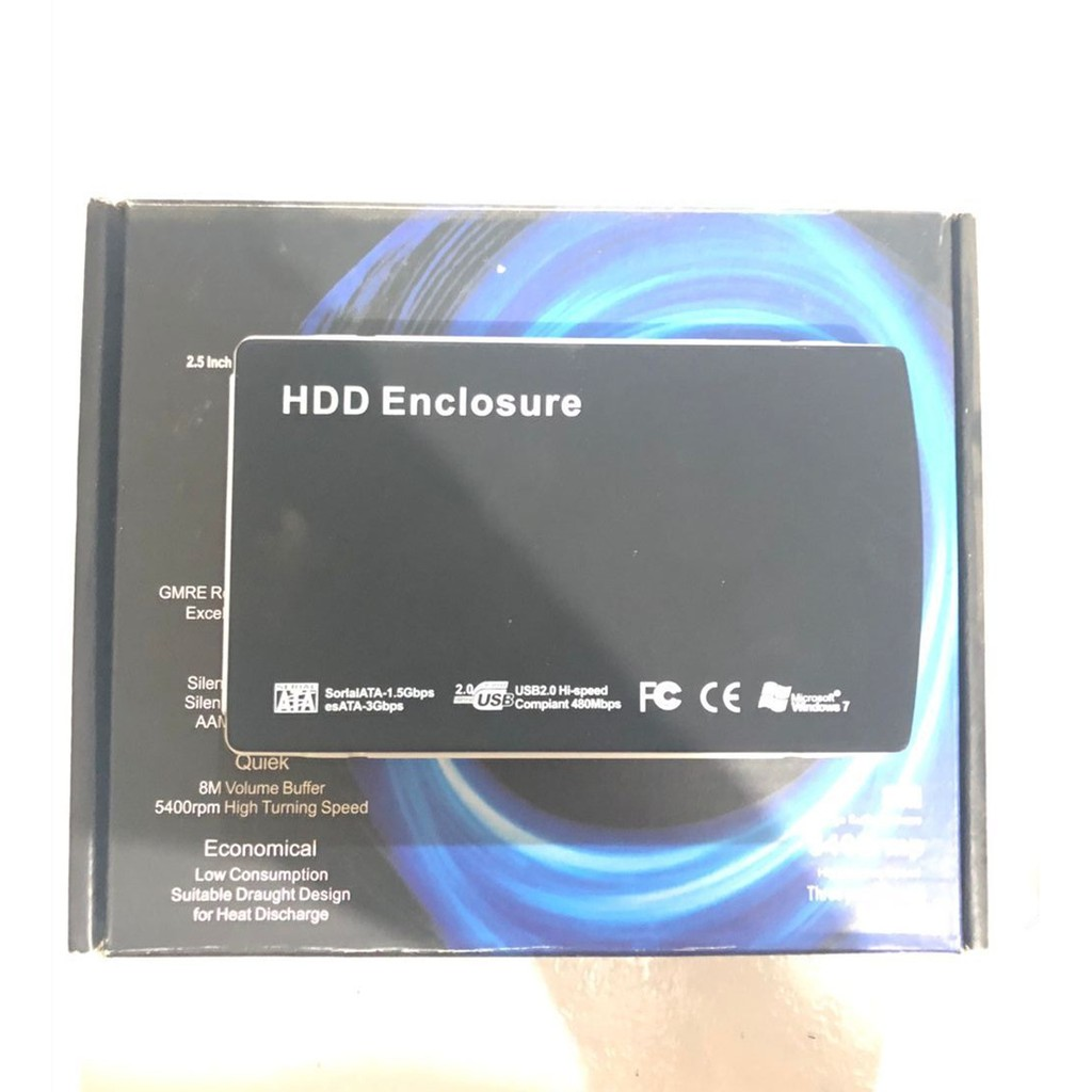EXTERNAL Usb 2 5inch EXTERNAL ENCLOSURE PORTABLE HARD DISK1