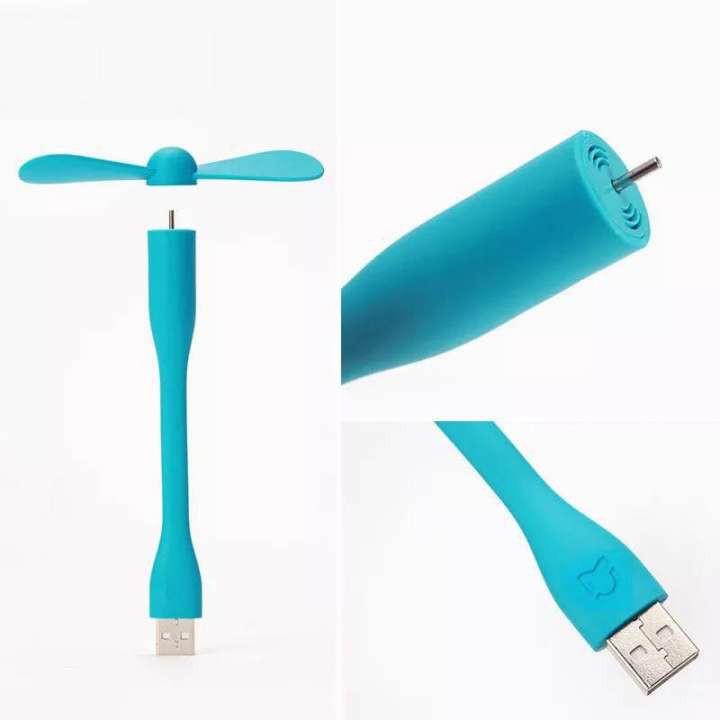 Teclast Usb Fan Flexible Usb Portable Mini Fan Random Color Shopee Philippines