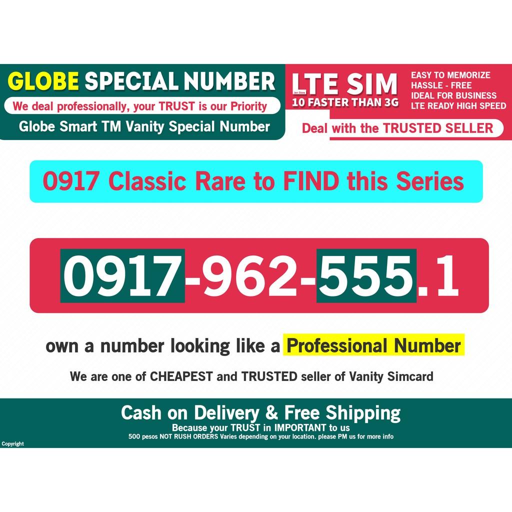 Globe Sim Vanity 0917 Classic Series RARE to FIND 17