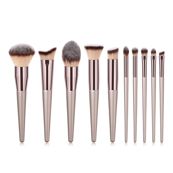 Beautiful Gujhui 1 Piece Pro Soft White Hair Makeup Brush Foundation Powder Blush Contour Concealer Makeup Brush Hottest Makeup Tools & Accessories