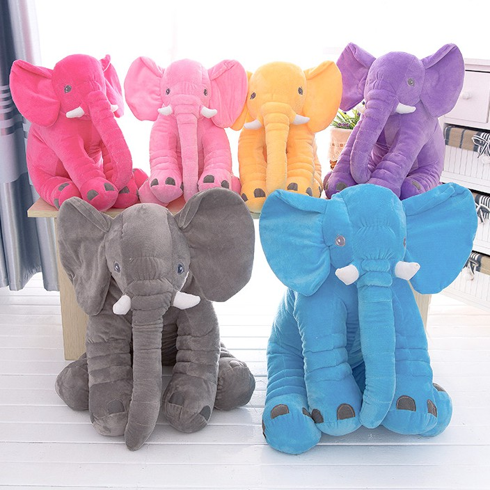 Dolls New 22inch Lovely Elephant Realistic Lifelike Vinyl Silicone Baby Reborn Doll Toy Cleaning The Oral Cavity.