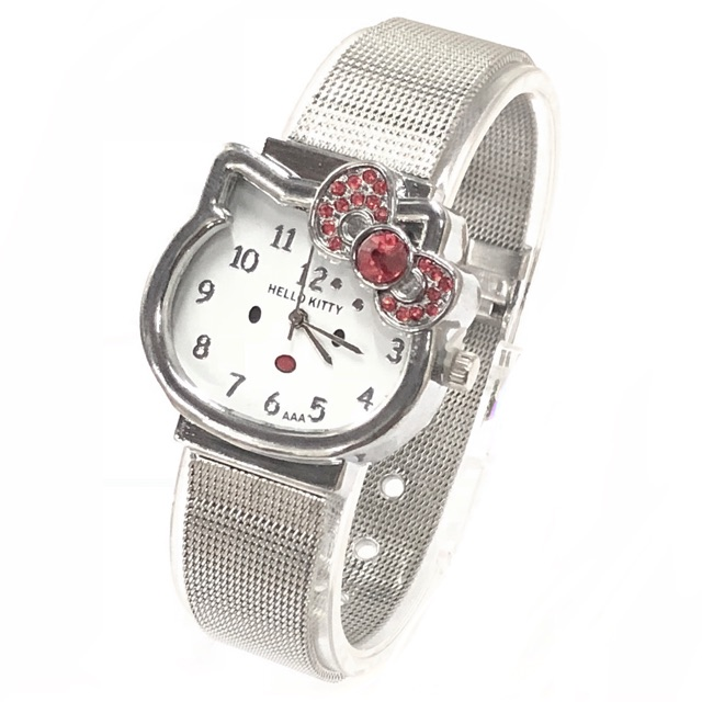 18b16bbcd Women's Butterfly Rhinestone Alloy Wrist Watch | Shopee Philippines
