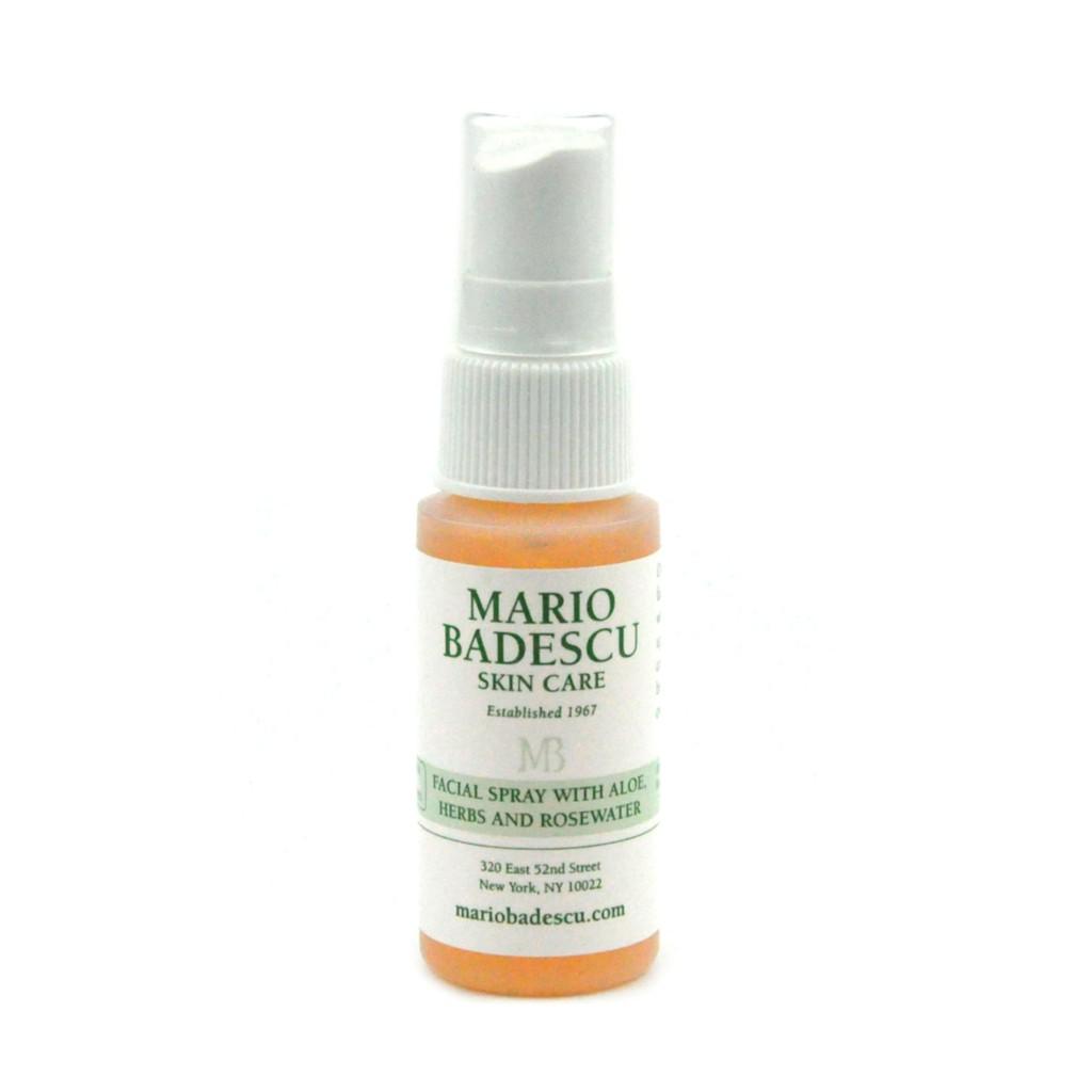 Mario Badescu Travel Size Facial Spray With Aloe Rose