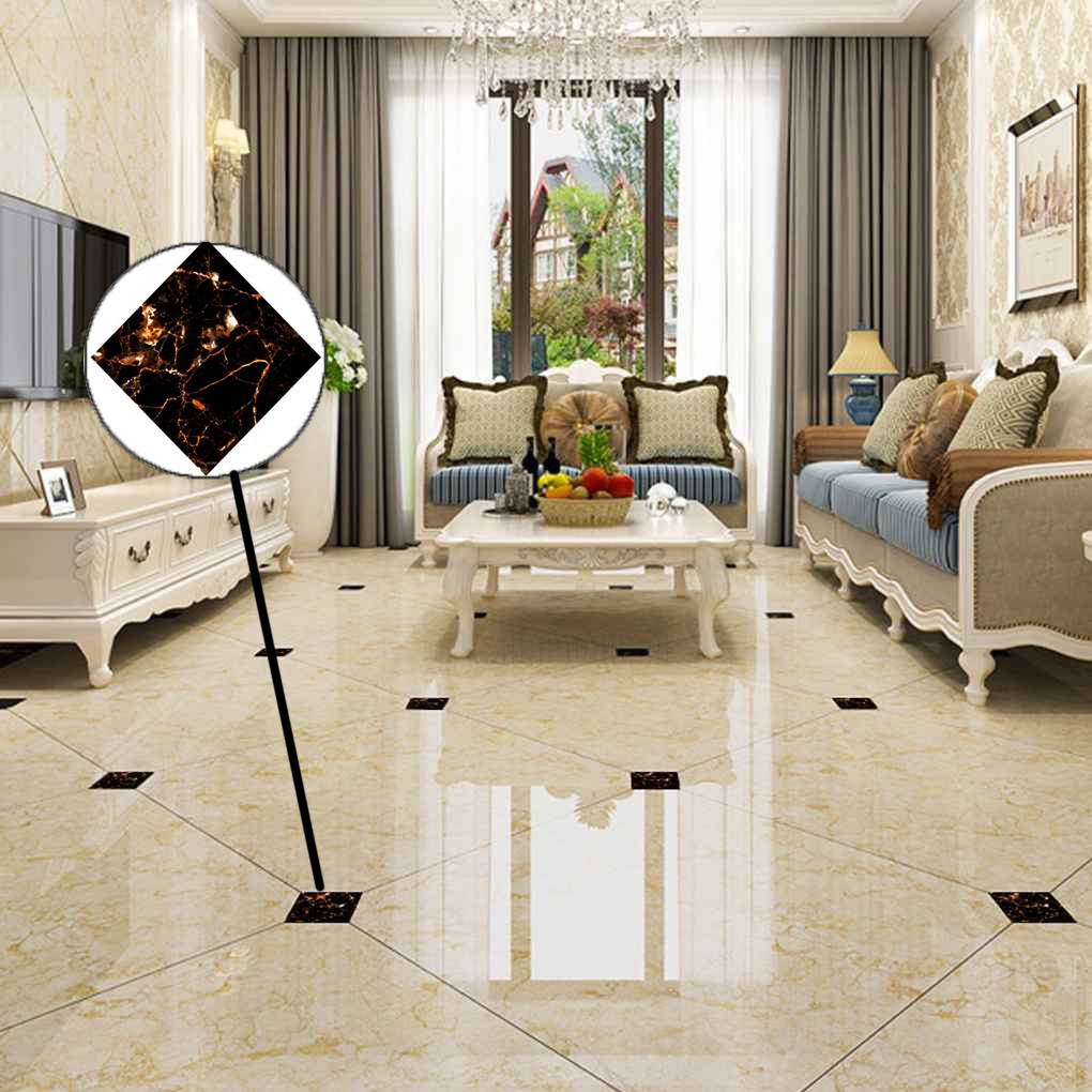 Floor Wall Decorative Tiles Sticker