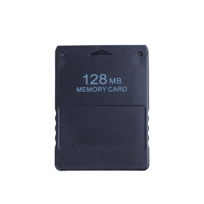 PH dress 128MB Memory Card for Sony PlayStation 2 PS2 128M 2 128M Black