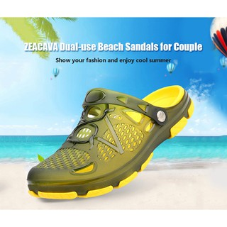 b4590f7a8 ... Zeacava Fashion Summer Men Odourless Breathable Beach Slippers  (Sapphire Blue). like: 0