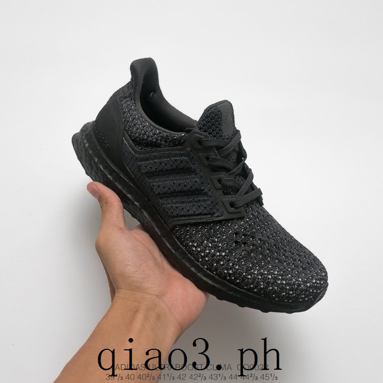 super popular 3da0b 35135 Adidas Ultra Boost UB Clima 4.0 Triple Black Sneakers CQ0022