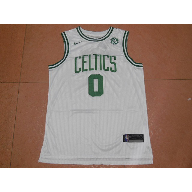sneakers for cheap cf3fa 1598a xiaoxiapi Nike Boston Celtics Jayson Tatum NBA Jersey #0 fashion