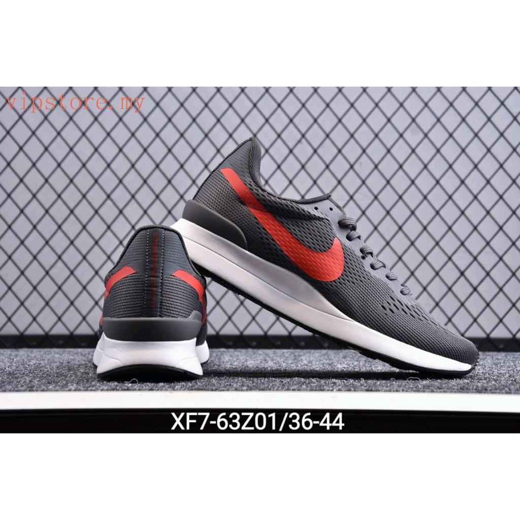 bastante agradable precio asombroso diseño unico Hot Sale nike internationalist lt 17 men women running walking shoes grey  red