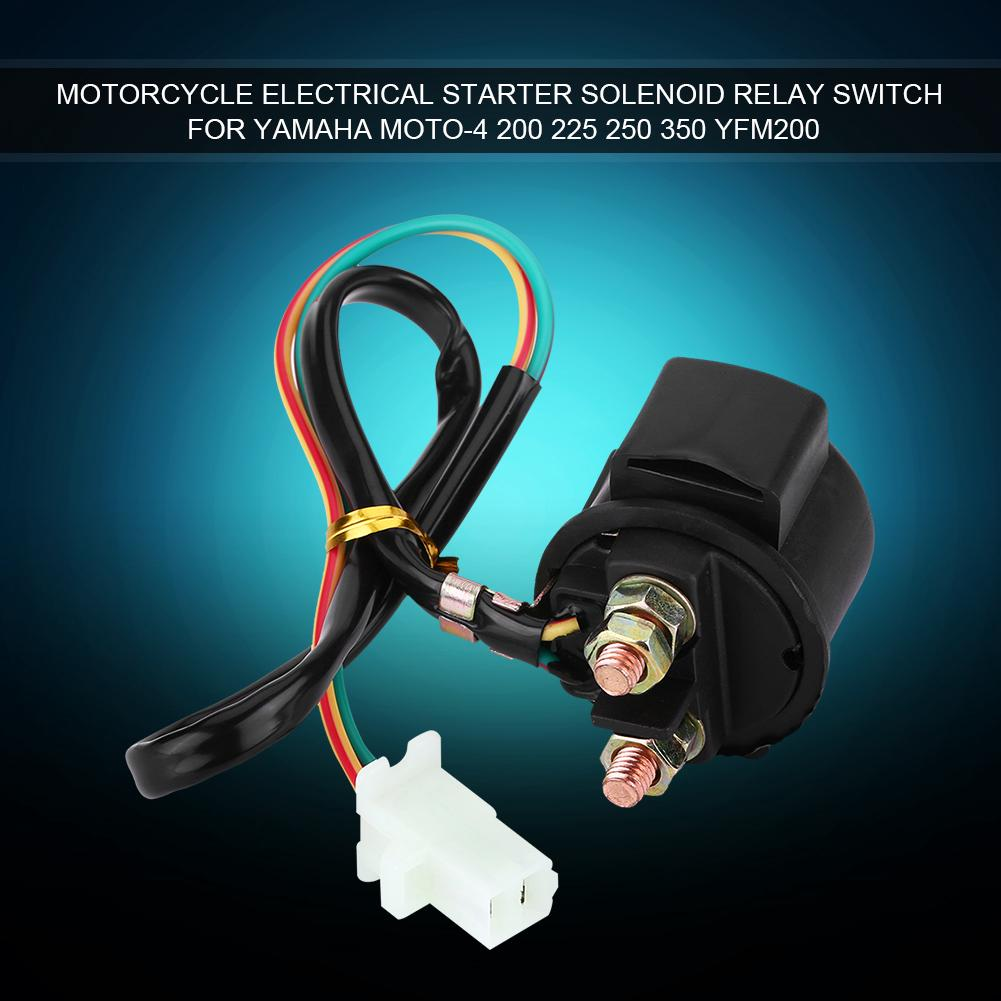 Motorcycle Electrical Starter Solenoid Relay Switch Shopee Wiring Images Of Like 0