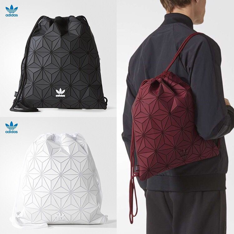 Adidas bag 3D Urban Mesh Roll Up Unise Backpack beg bagpack  ecf850a9b3a28