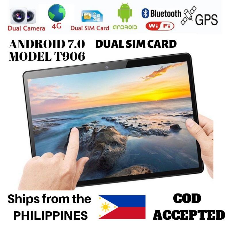 Tablet 10 1'' Dual Sim 64GB WIFI