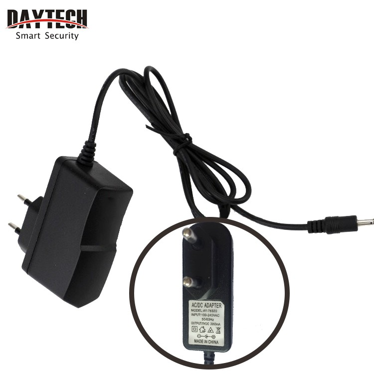 DAYTECH Camera Plug IP Camera Adapter Cables for our store