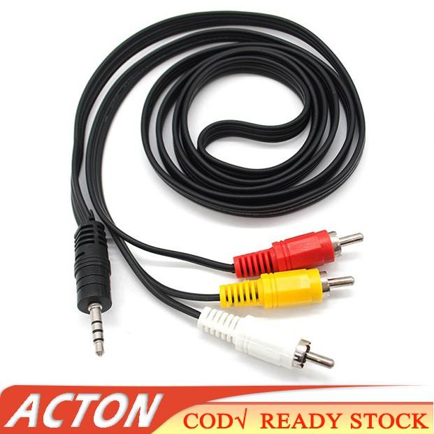 av headphone jack wiring diagram cod     cable audio video av converter 3 5mm to jack 3 rca adapter  cable audio video av converter 3 5mm to