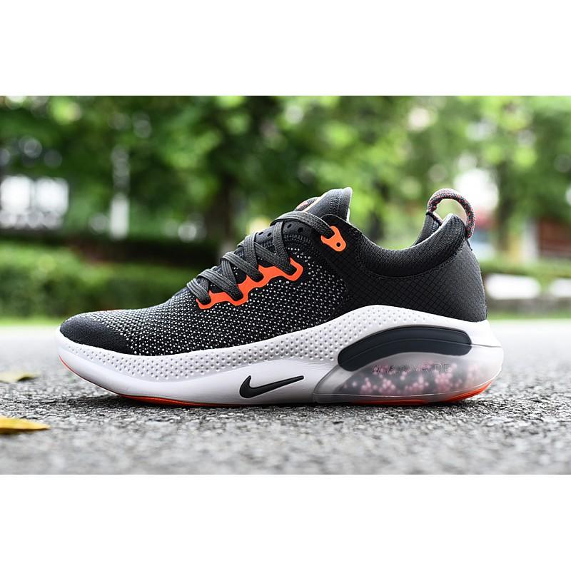 Nike Joyride Run Flyknit Black Orange 40 45
