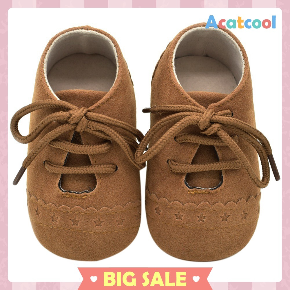 Unisex Babies Soft Sole Crib Shoes Comfortable Breathable Anti Slip Prewalkers
