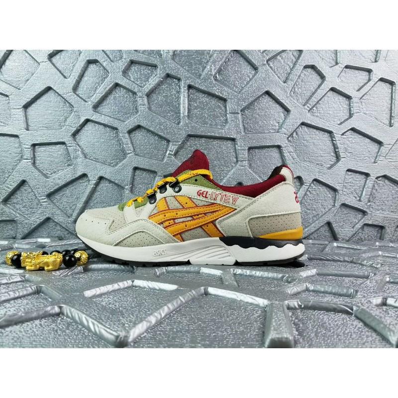 the latest 9bae9 dc05f Ori Asics Gel-Lyte V Classic Sports Shoes sneakers