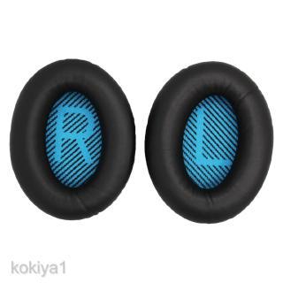 YRD TECH 1Pair QuietComfort Ear Pad Replacement for Bose QC2 QC15 QC25 QC35 AE 2 2i 2w