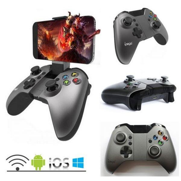 FREE SHIPPING IPEGA Dark Fighter Bluetooth Controller for Mobile Phones,  Android TV
