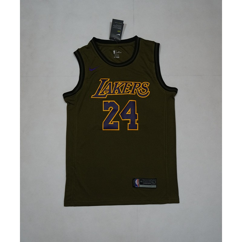 premium selection 8885d a2c3a Nike LeBron James  24 Los Angeles Lakers NBA Jersey discount   Shopee  Philippines