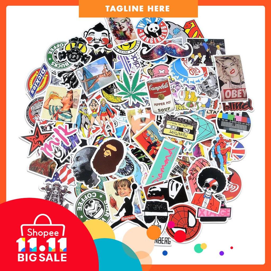 Productimage productimage 100pcs bezgar car stickers
