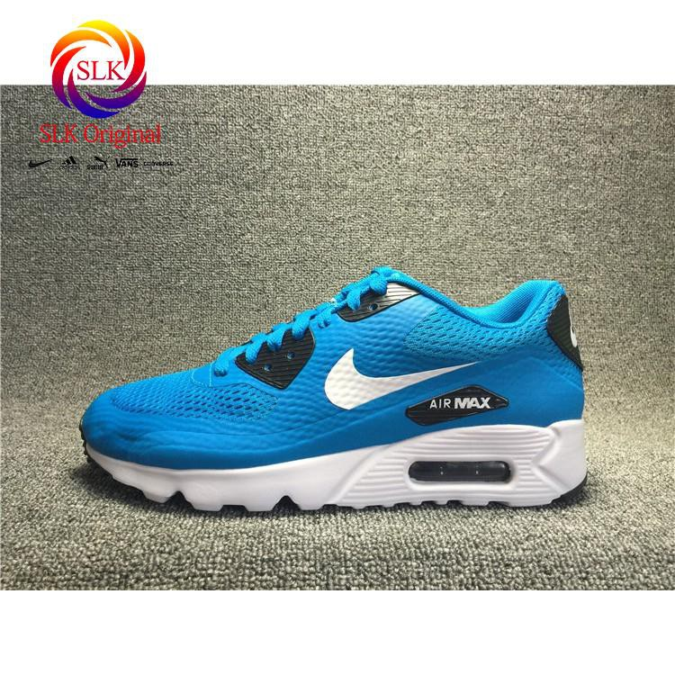 online retailer 612bd 5a347 SLK Original ★ real picture nike air max 90 ultra essential blue mens shoe  size 39-44 free ship