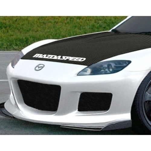 got mazda Decal Sticker Die Cut Decal Self Adhesive mazda 3 mazdaspeed Pair