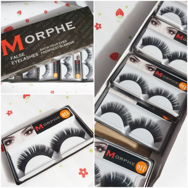 Morphe False Eyelashes Shopee Philippines Over 50 different styles to choose from to give you that ultimate look. shopee