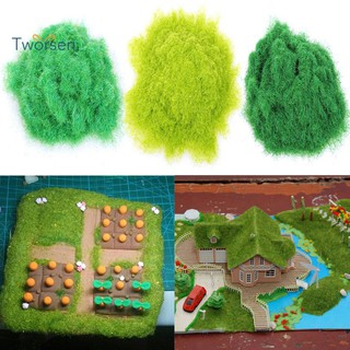 Artificial Lawn Grass Fake Moss Miniature Ornament Home Garden Park Decoration C