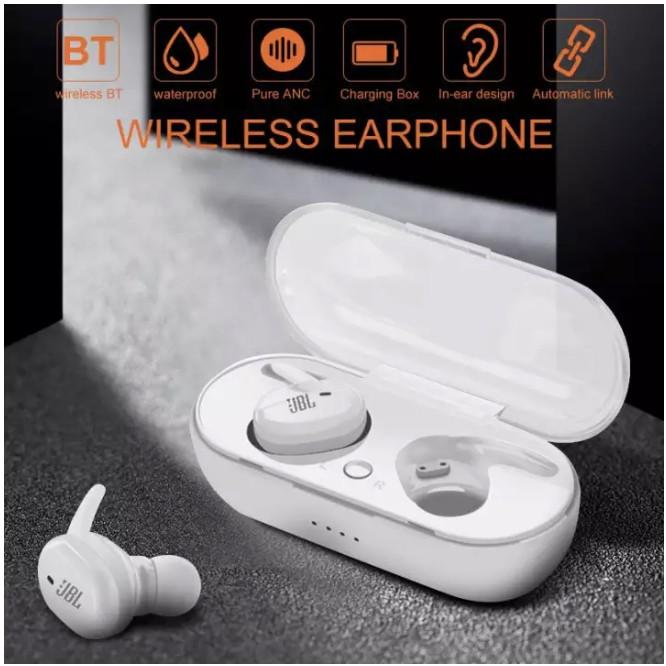 Jbl Tws4 Bluetooth Earphone Touch 5 0 Binaural Call Wireless Bluetooth Headset Shopee Philippines