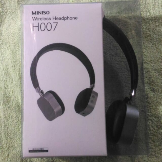 3b821ee7f6f H007 Wireless headphone | Shopee Philippines