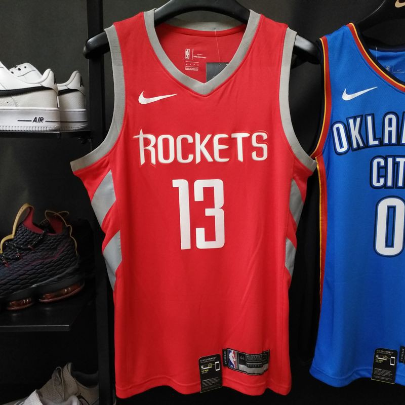 huge discount 32ef3 5643f Original NBA Nike Jersey Rockets 13 Harden Jersey