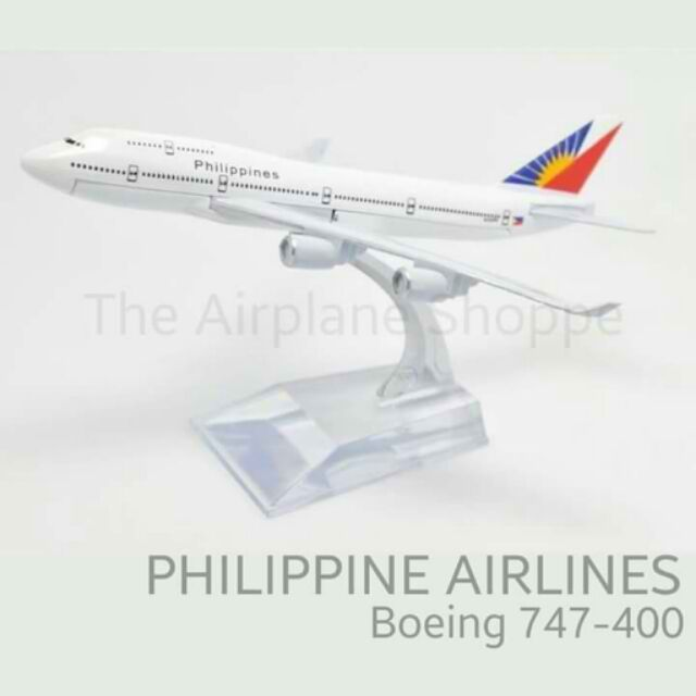 Diecast Airplane Model Philippine Airline
