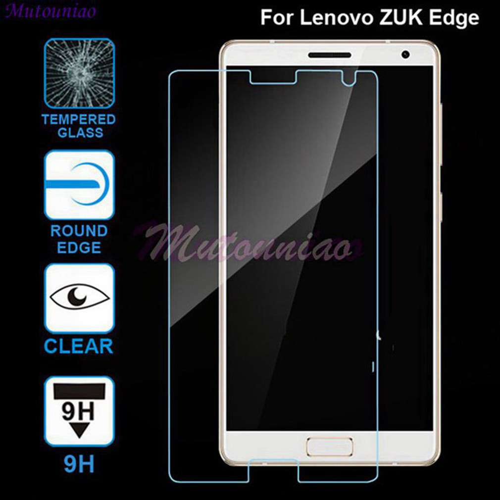 2pcs For Lenovo Zuk Z2 Pro Clear Tempered Glass Screen Protector Full Cover 2 Shopee Philippines