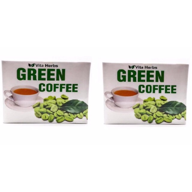 Buy 1 Take 1 Orig Vita Herbs Green Coffee 10's no to fake