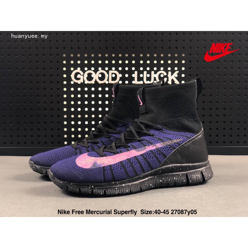 get cheap a999c b6787 Nike Free Mercurial Superfly Men sports Runner Jogging shoes   Shopee  Philippines