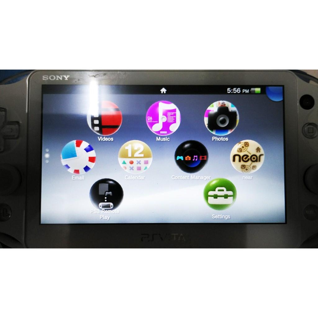 PS VIta Slim 3 60 - Asia Version - White